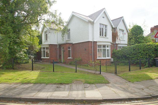 Thumbnail Semi-detached house for sale in Fieldhouse Lane, Durham