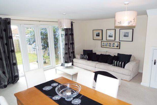 Thumbnail Town house to rent in Ebberton Close, Hemsworth, Pontefract