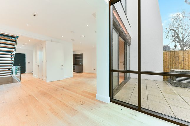 Thumbnail Town house for sale in Adelaide Road, Swiss Cottage, London