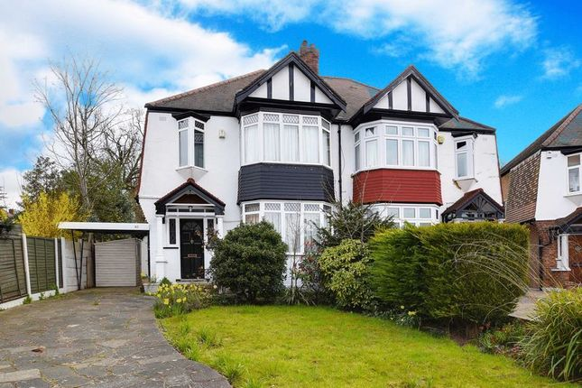 Thumbnail Terraced house for sale in The Birches, Winchmore Hill