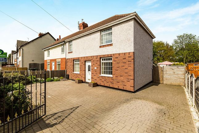 Thumbnail Semi-detached house for sale in Victoria Road, Bentley, Doncaster