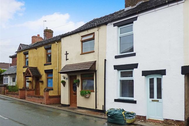 Thumbnail Terraced house to rent in Chapel Lane, Harriseahead, Stoke-On-Trent