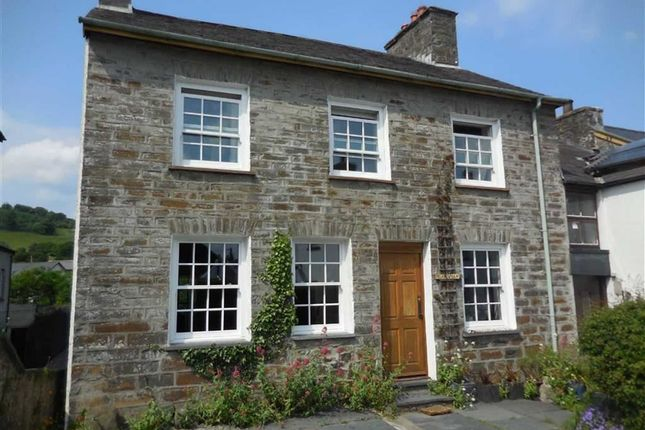 5 bed semi-detached house for sale in Llanilar, Aberystwyth