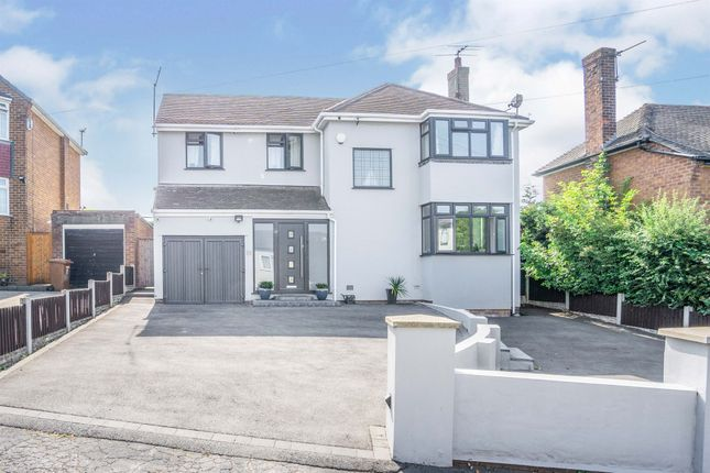 Thumbnail Detached house for sale in Burlingham Avenue, West Kirby, Wirral