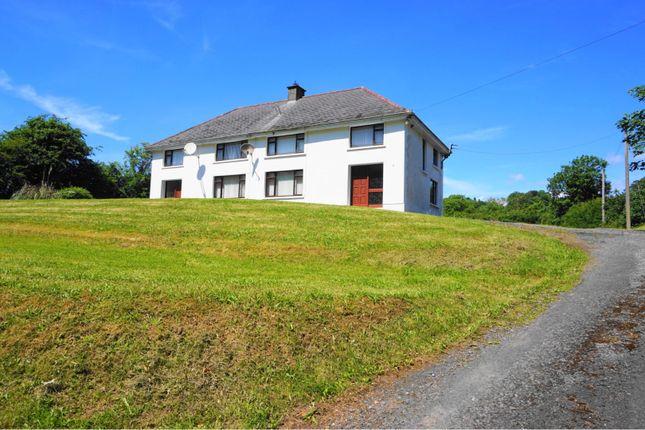 Thumbnail Detached house for sale in Dernawilt Road, Enniskillen