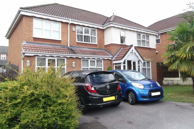 Thumbnail Detached house for sale in Foster Close, Whiston, Prescot