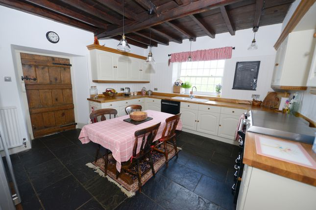 Kitchen of Foolow, Eyam, Hope Valley S32