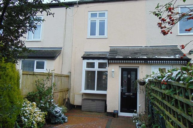 Thumbnail Terraced house to rent in Newfield Road, Lymm