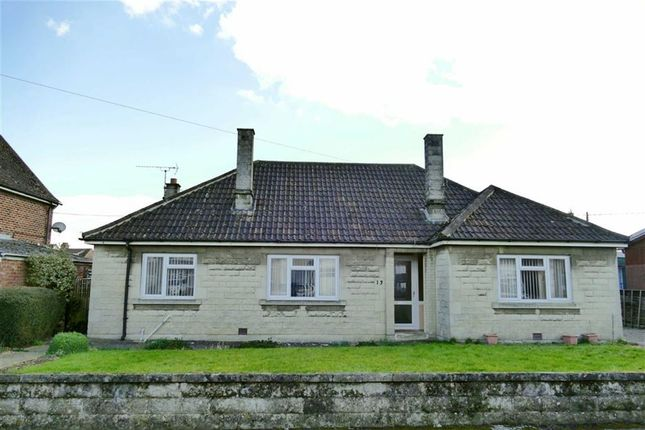 Thumbnail Detached bungalow for sale in Bryans Close Road, Calne
