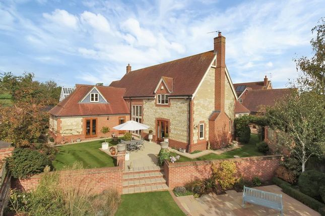 Thumbnail Detached house for sale in Home Court, Empingham, Oakham