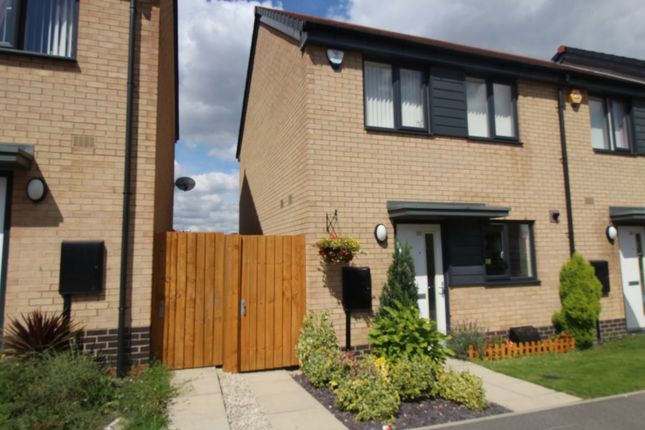 2 bed terraced house for sale in Granby Road, Edlington, Doncaster
