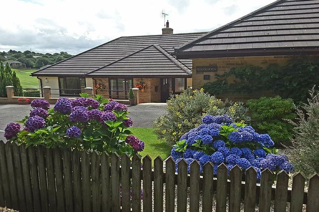 Thumbnail Detached bungalow for sale in Bowood Park, Lanteglos, Camelford, Cornwall