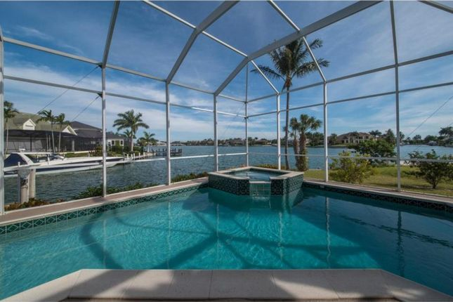 Thumbnail Property for sale in 1271 Ember Court, Marco Island, Fl, 34145