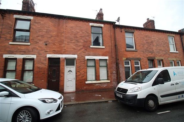 External of Church Street, Barrow In Furness LA14