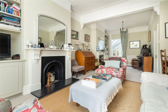 Double Reception of St. Marys Grove, Grove Park, Chiswick, London W4