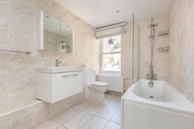 Ensuite of Windsor Terrace, Clifton, Bristol, Somerset BS8