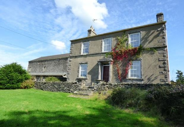 Thumbnail Equestrian property for sale in The Grove Farm, Witherslack, Grange-Over-Sands, Cumbria
