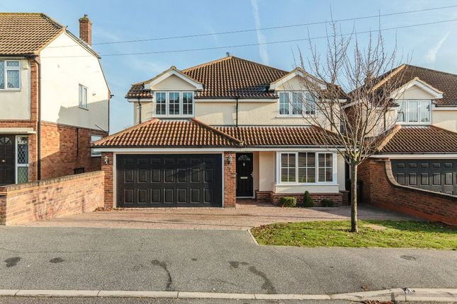4 bed detached house for sale in New Avenue, Langdon Hills, Essex