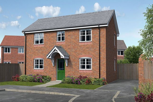 Thumbnail Detached house for sale in Coopers Way, Blackpool, Lancashire