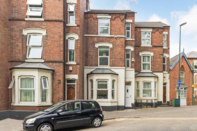 Thumbnail Terraced house to rent in Bentinck Road, The Arboretum, Nottingham