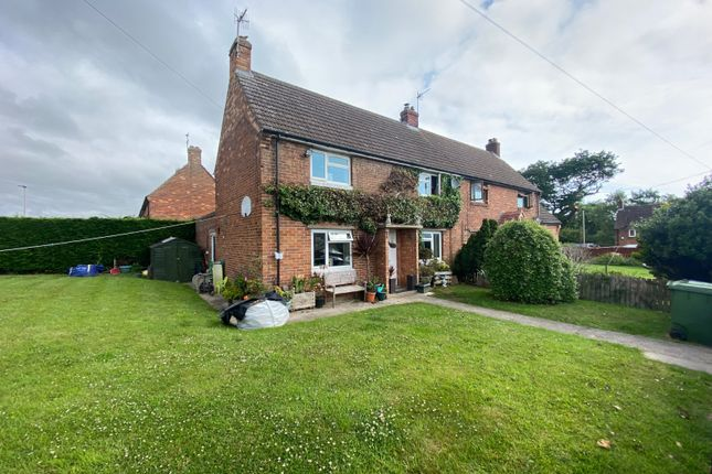 Thumbnail Semi-detached house for sale in Overgreen View, Burniston, Scarborough, North Yorkshire