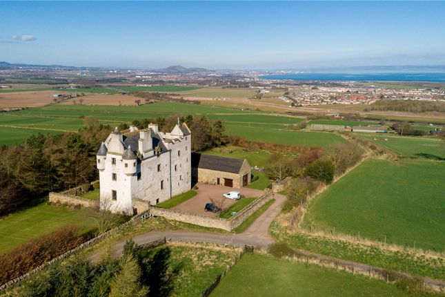 Thumbnail Detached house for sale in Fa'side Castle, Tranent, East Lothian