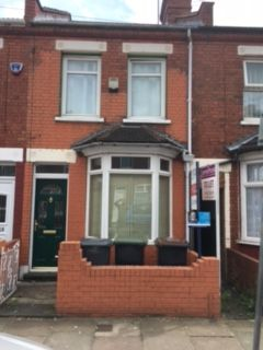 Thumbnail Terraced house to rent in Norman Rd, Luton