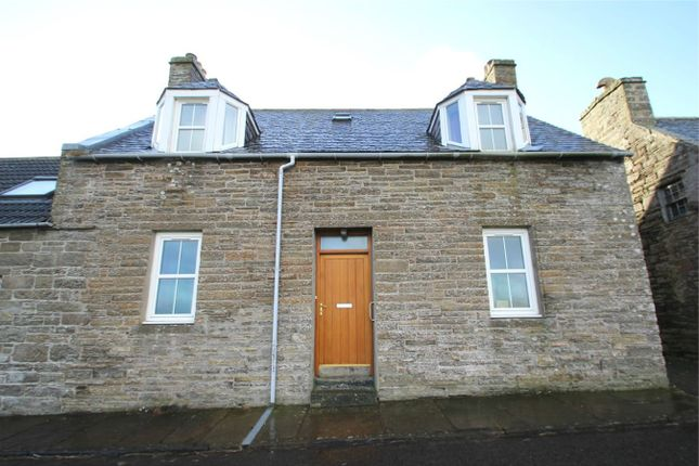 Thumbnail End terrace house for sale in High Street, Keiss