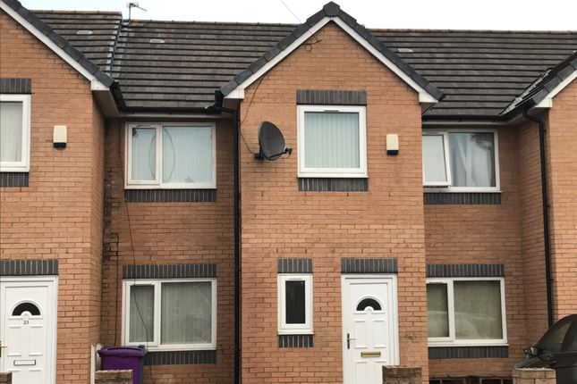 Thumbnail Terraced house for sale in Williow Way, Liverpool