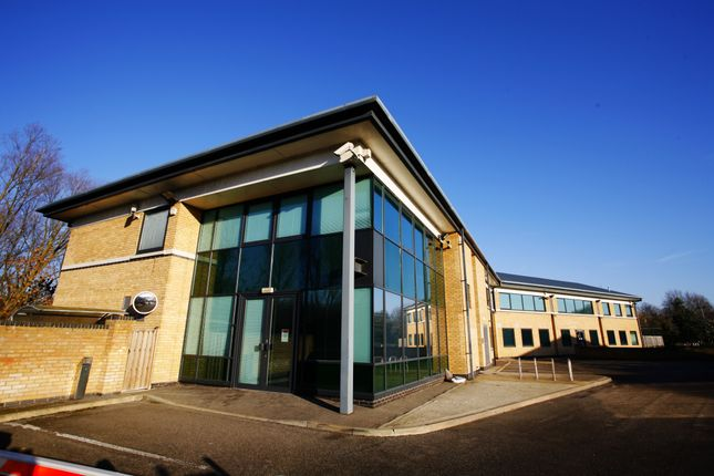 Thumbnail Office for sale in Hoffmans Way, Chelmsford