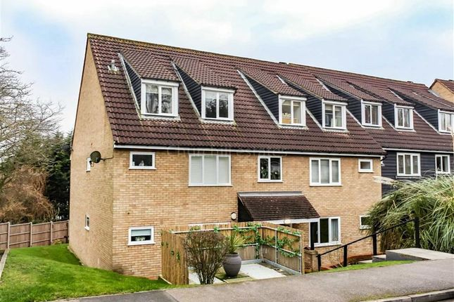 Thumbnail Flat for sale in Copperbeech Court, Loughton, Essex