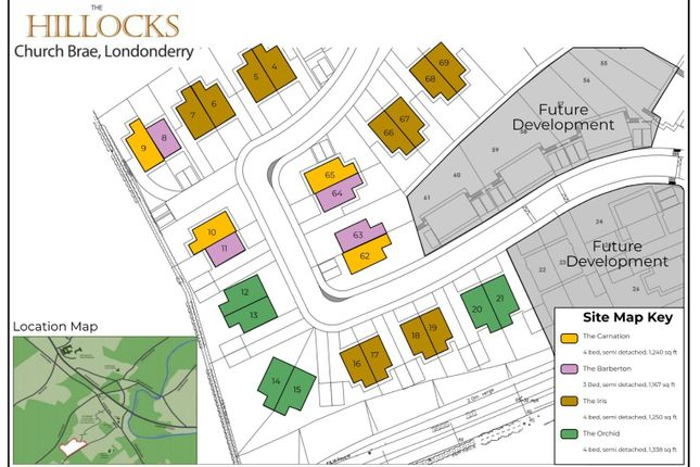 The Hillocks Site Plan 2021 (2)
