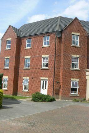 Thumbnail Flat to rent in Hercules Drive, Newark, Nottinghamshire.