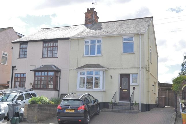 Thumbnail Detached house for sale in Wood Street, Chelmsford, Essex