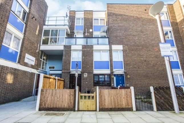 Thumbnail Maisonette for sale in Grove Road, London