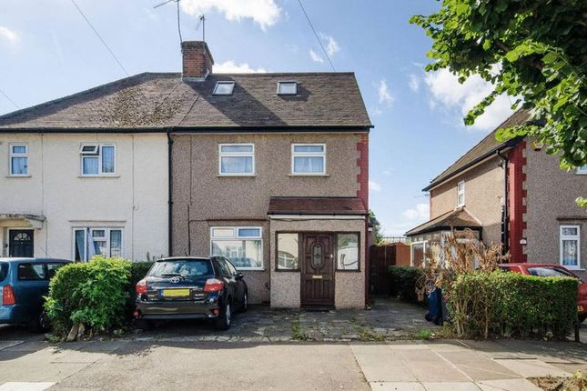 Thumbnail Semi-detached house for sale in May Gardens, Wembley