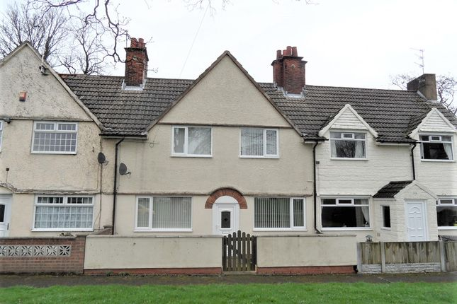 Thumbnail Terraced house for sale in The Park, Woodlands Doncaster