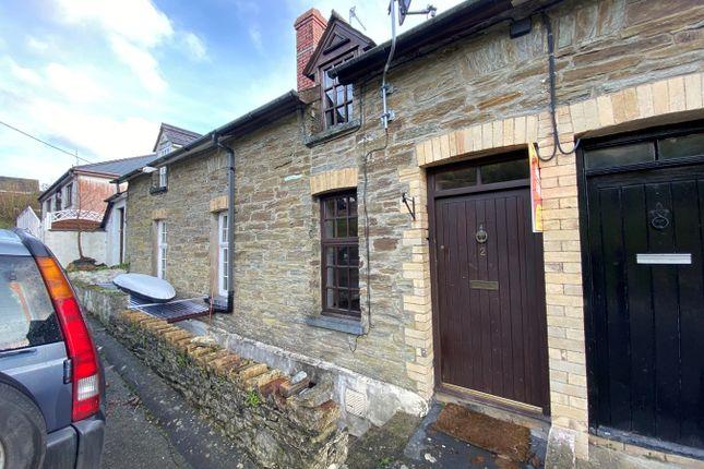 2 bed terraced house for sale in Sunny Hill, Llandysul SA44