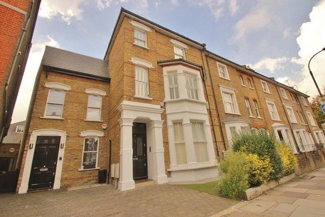 Thumbnail Terraced house to rent in Rowan Road, London
