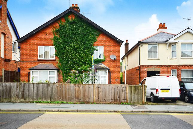 Thumbnail Semi-detached house for sale in Madrid Road, Guildford