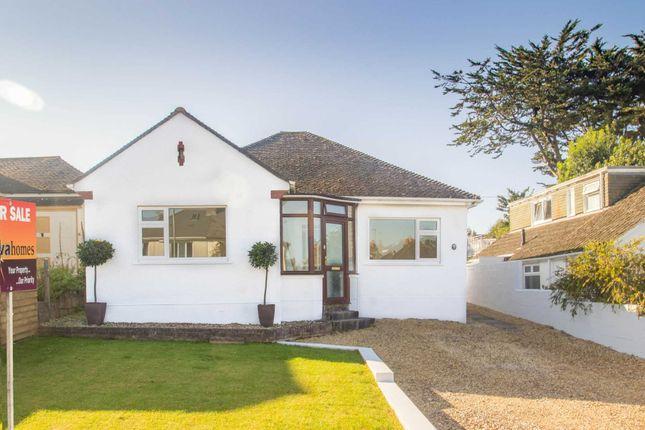 Detached bungalow for sale in Peeks Avenue, Plymstock