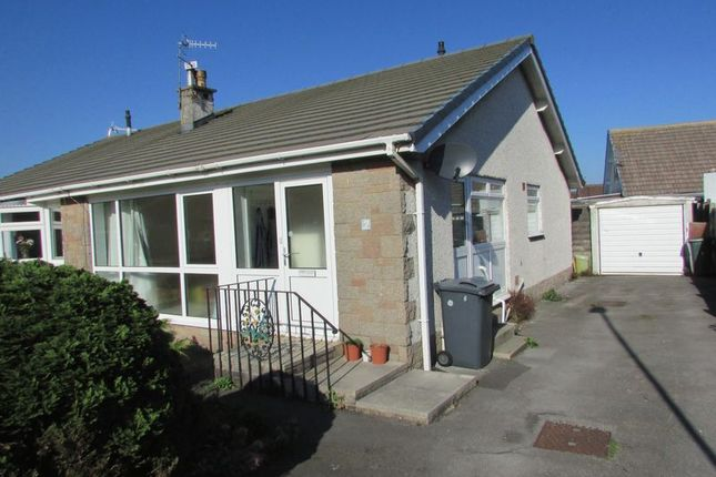 Thumbnail Semi-detached bungalow to rent in Parkside, Morecambe