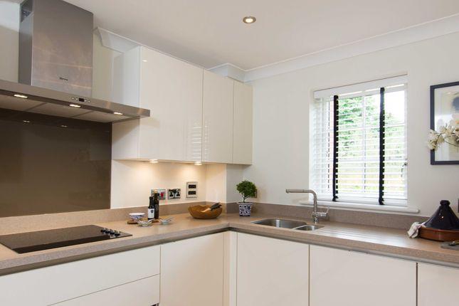 Thumbnail Flat for sale in Plot M03, Audley Stanbridge Earls, Romsey