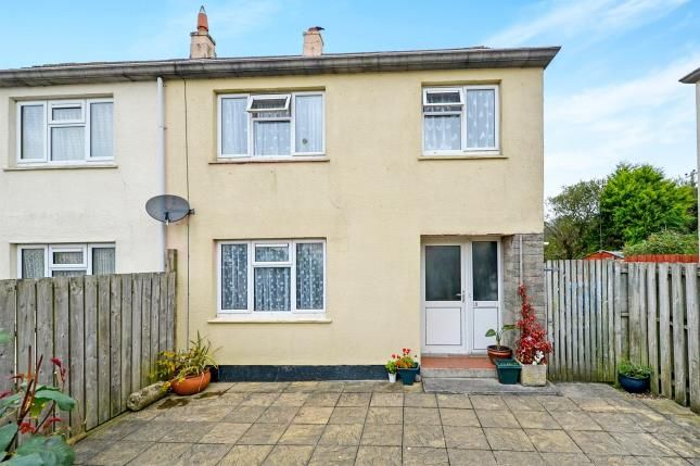 Thumbnail Semi-detached house for sale in Chacewater, Truro, Cornwall