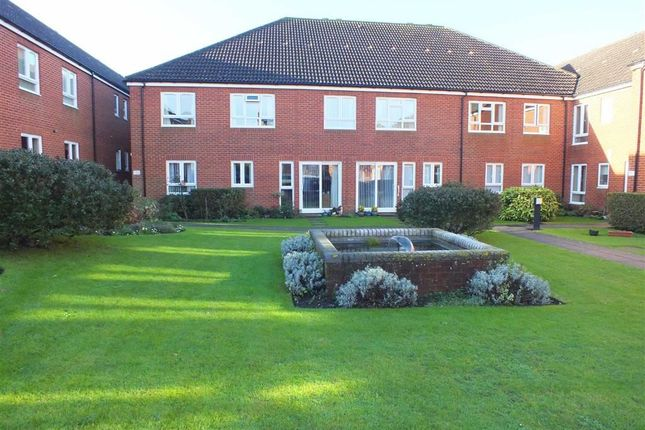 Thumbnail Flat for sale in Fountain Court, Westbury, Wiltshire