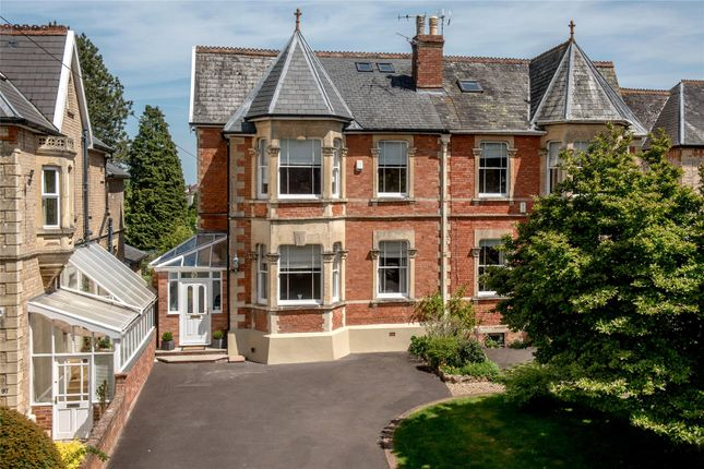 Thumbnail Detached house for sale in South Road, Taunton, Somerset