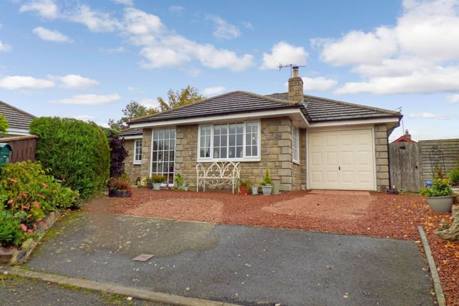 Thumbnail Bungalow for sale in Harden View, Netherton, Morpeth