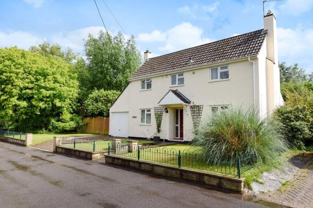 Thumbnail Detached house for sale in Fore Street, West Camel, Yeovil, Somerset