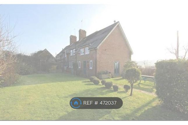 Thumbnail End terrace house to rent in Court Lodge Cottages, Crowhurst, Battle