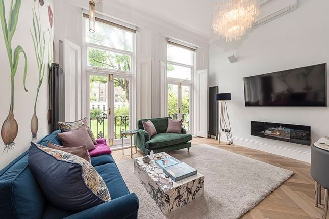 Thumbnail Flat for sale in Randolph Crescent, London